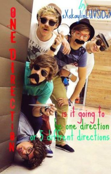 Is it going to be 1 direction, or five different directions? by xXxkaylinLUVS1DxXx