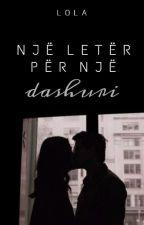 Një Letër Për Një Dashuri by cerulean--