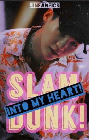 Slam Dunk into my Heart! YoonJin by Jinista