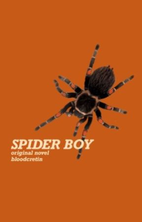 SPIDER BOY // original book by bloodcretin
