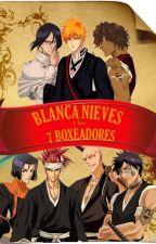 """Blanca Nieves y los """"7 Boxeadores"""" by sky_and_moon"""