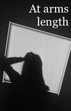 At Arms Length|| Catra x Adora by SlippeyNapkin