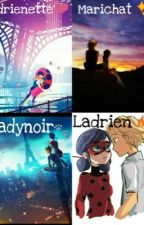 Miraculous Ladybug Oneshots by Derpy_is_awesome