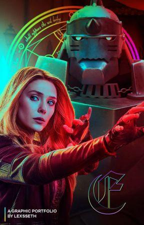 EMRYS, graphic portfolio by lexsseth