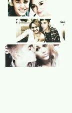 El amor aveces duele: Miley Cyrus y Justin Bieber*Cancelada* by Mariagerman_