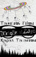 Kapak Tasarımı (Dörtgöz Stüdyo) by _sfakra_