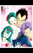 Vegeta, Bulma, Trunks and Bra by Trinii_Escobaar