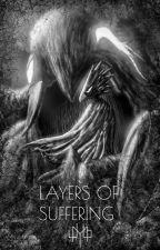 Layers Of Suffering (Tokoyami Bnha )  by LeoMarBel