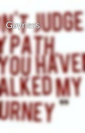 Gayness by CuriousSugarCubeCSC