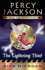 The Lightning Thief - Something's been Stolen by Kerabithajoni