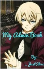 My Admin Book by _JustKami