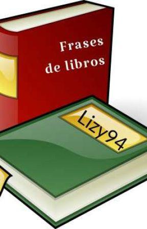 Frases de libros by Lizy94