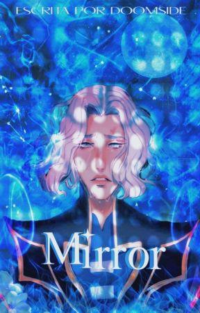 Mirror. -Castlevania Escenarios- by Doomside
