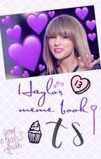 Haylor meme book by Michelletakako