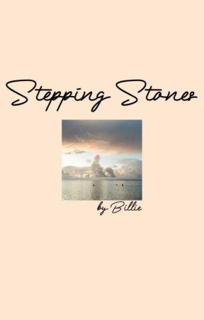 stepping stones  by Wondar