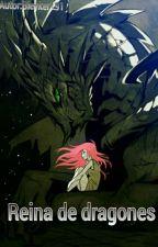 Reina de dragones.[pausada]  by bleyker191