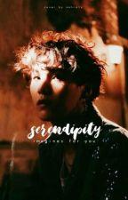 serendipity || ambw imagines by goldenhangang