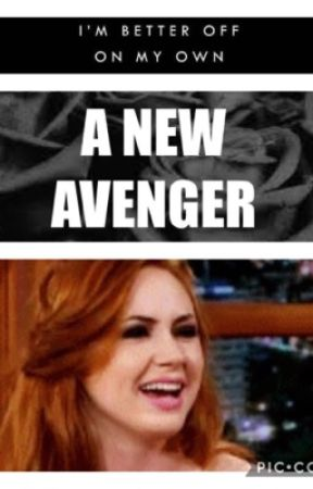 A New Avenger {undetermined hiatus} - 5- The spandex wearing