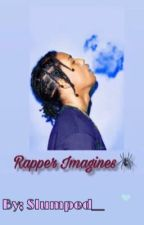 Rapper Imagines🕷 by backwood42_