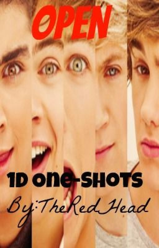 1D One-Shots By: TheRedHead by TheRedHead