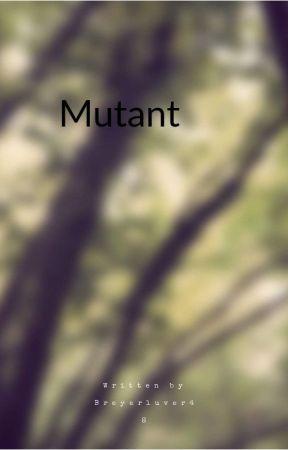 Mutant by breyerluver48