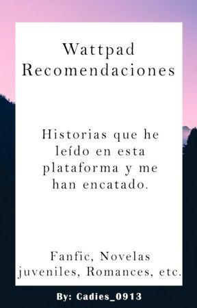 Recomendaciones Cadies by Cadies_0913