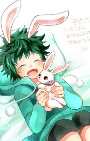 Animal quirk (Tododeku) Discontiued - A/N background info of