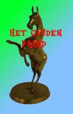 Het gouden paard by AnnabelleDragon
