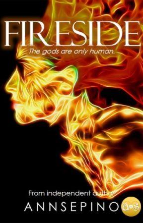 Fireside by AnnSepino
