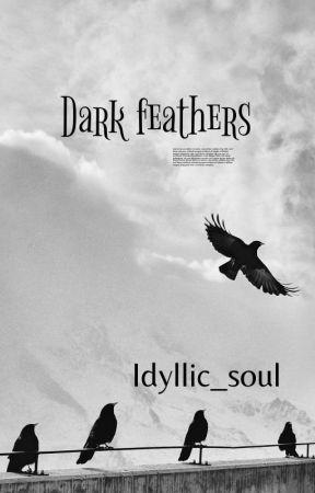 Dark feathers by Idyllic_soul