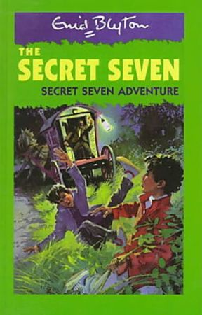SECRET SEVEN ADVENTURE by Enid Blyton by boldninety