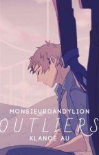 outliers [klance au] by MonsieurDandylion