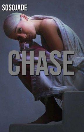 Chase   Ariana Grande  by sosojade