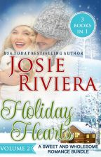 Holiday Hearts: A Sweet and Wholesome Romance Bundle: Volume 2 by JosieRiviera