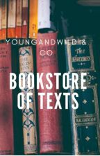 Bookstore of texts by YoungAndWild_