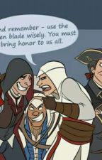 Assassin's Creed Preferences And Imagines by yanderezeppelin