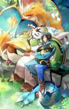 The Shapeshifting Human (Pokémon X Male Reader) by Sparky24q