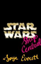 Star Wars Ship Central by medievalmaide715