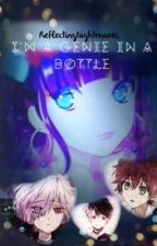 Diabolik Lovers~ I'm a Genie in a Bottle by ReflectingNightmares
