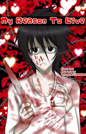 (Death Note) - My Reason To Live (Yandere L X Reader story) by CringeyLittleMess