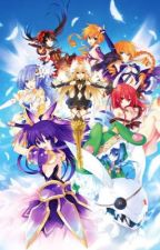 A Male Spirit (Date A Live X Male Reader) by Sparky24q
