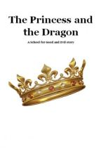 The Princess and the Dragon a School for Good and Evil tale by JustFeedMePizza