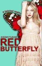 Red Butterfly by KissMyTushie