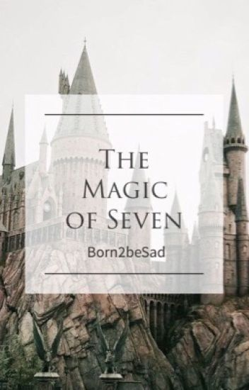 The Magic of Seven : BTS at Hogwarts