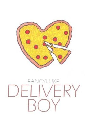 delivery boy ✖ l.h