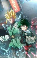 A Saiyan Never Backs Down(Dragon Ball x My Hero Academia) by ClarkCanReadSomehow