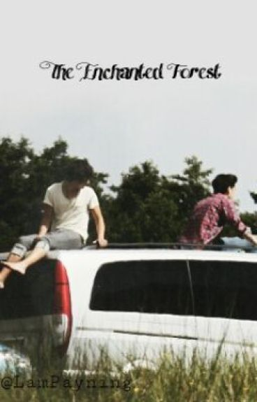 The Enchanted Forest ( Zarry Stalik AU) by LamPayning