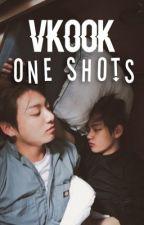 VKOOK ONE-SHOTS// SMUT by mayjungkookie