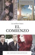 Los Mellizos Potter: El Comienzo. (Primera Temporada)  by InfinityReading22