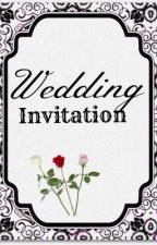 WEDDING INVITATION by ClaireMontecino